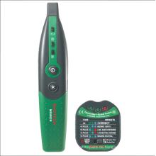 MS5902 Sicherungsfinder für automatische Leistungsschalter US / EU Plug Socket Tester Leistungsschalterfinder