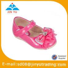 Chaussures habillées en bourgogne