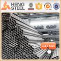 Schwarz geschweißte Stahlrohr