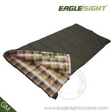 Factory Wholesale Envelope Cotton Sleeping Bag