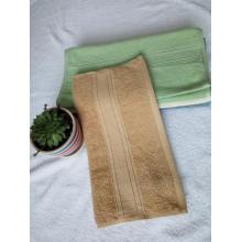 Vary Color Monogrammed Decorative Dobby Cotton Hand Towel for Bathroom