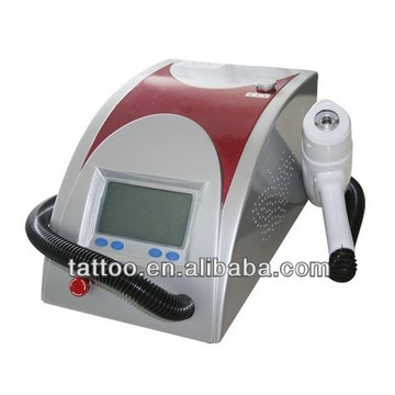 Professional Removal Tattoo Laser Machine