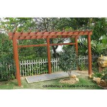 Easy Installation, Environmentally WPC Pavilion