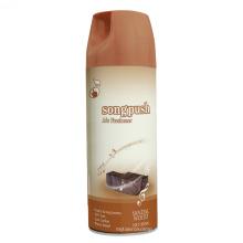 Spray para habitación con ambientador doméstico