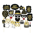 FQ brand barba Birthday party get together mask