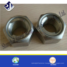 metal hex lock nut supplier