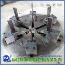 Macchina tagliatrice statorica elettrica del rotore elettrico