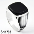 Factory Wholesale 925 Sterling Silver Ring for Man