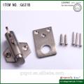 Ручка из нержавеющей стали / защитная защелка / дверная пробка для деревянной двери / формы самолета