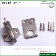 Stainless steel knob/guard latch/door stopper for wooden door/airplane shape