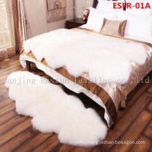 Long Pile Faux Sheep Fur Rugs Esfr-01A