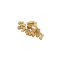 alphabet letter coding machine letters Brass Copper letter  dot 2mm*4mm*15mm for expiry date printer