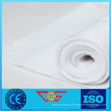 Geotêxtil não tecido de Spunboned do filamento contínuo do animal de estimação