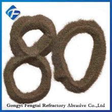 Competitive Price 80 Mesh Brown Corundum for Abrasive Grinding
