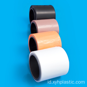 0,003 mm Warna Ketahanan Korosi Ptfe Film