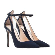 Sapatos de vestido de senhora sexy de salto alto de chegada nova (HS01)
