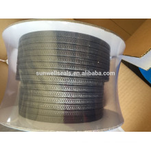 Graphite PTFE Packing,Graphite PTFE Gland Packing