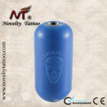 N302002 Soft gel de sílice de gel de tatuaje ametralladora Grip Cover
