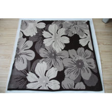 Couvertures tricotées carrées 100% cachemire