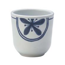 Melamin Teetasse / Melamin moderne blaue Tasse (DCY646)