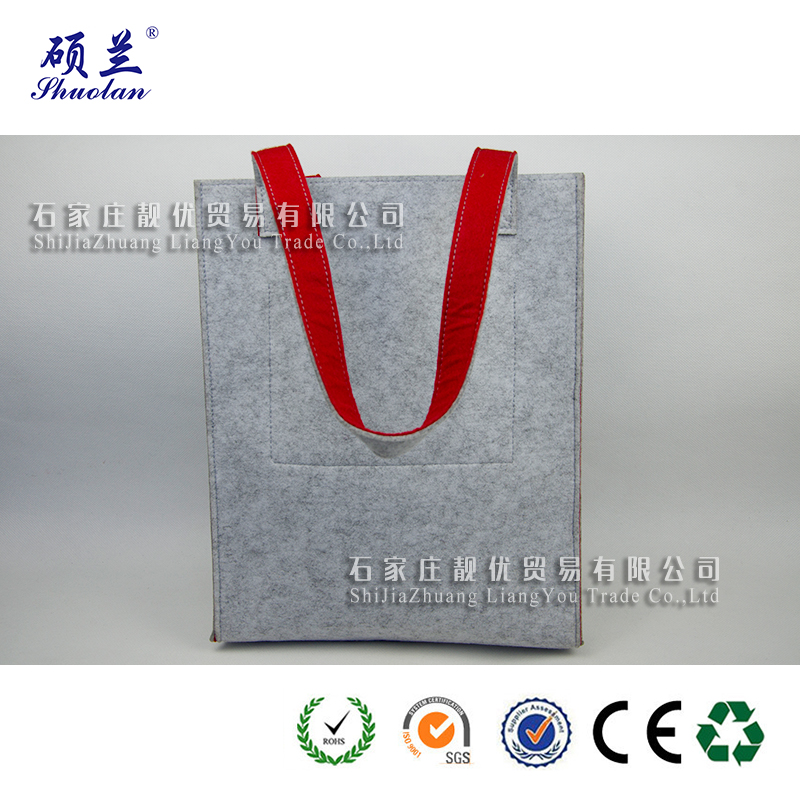Wholesale Felt Tote Bag
