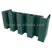 PVDF Aluminum Single Panel
