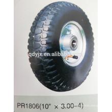 """roue pneumatique pour chariot 10 """"X3.00-4"""
