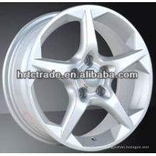 16 inch new fashion chrome sport replica wheels for wir leben autos