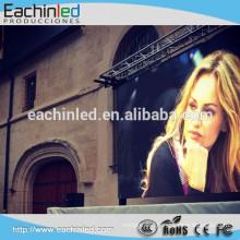 Audio visual outdoor show pantallas led para publicidade 8mm pitch high-resolution Audio visual outdoor show pantallas led para publicidade 8mm pitch high-resolution