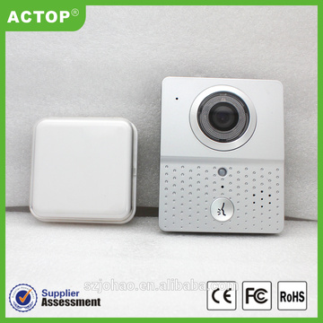 720P IP65 Air-bukti WIFI interkom doorphone video