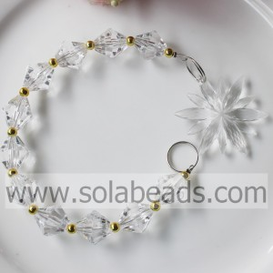 Top Sell 260MM Length Crystal Beading Dropping