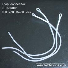 Connecteur en boucle tressée nylon en gros