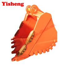 Doosan exacvator bucket doosan rock bucket capacity excavator bucket DH150 DH200 DH220 DH300 DH340 DH370