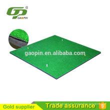 Esteras hechas punto de nylon del golf de la felpa de 15m m (GP1515A-3D)