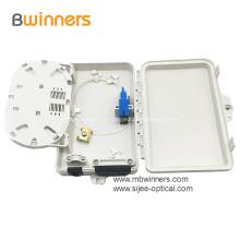2-adrige Glasfaser-Anschlussboxen für die Wandmontage