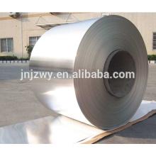 Bobina de aluminio de alta calidad 8011 H14 para la aplicación del casquillo