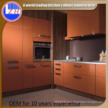 2015 New Fiber Kitchen Cabinet (high glossy or matt color)