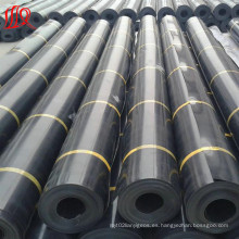 ASTM Standard Fish Farm Pond Liner 2mm HDPE Geomembrane