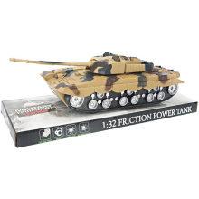Militares 1: 32 de camuflaje de pintura de tanques de juguete