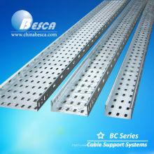 Dimensión del fabricante de Badeja Perforado Portacable - Precio (UL, CE, NEMA, IEC)
