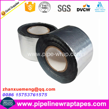 Aluminum foil self adhesive waterproof tape