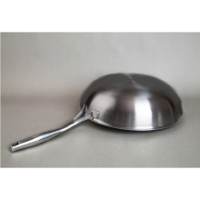 Titanium Wok Set Fry Pan With Reasonable Price