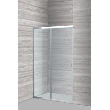 Душевая комната в ванной из закаленного стекла