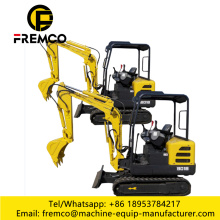 Construction Machinery Industry Excavator  15 Tons