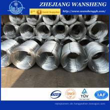 2,2 mm hochfeste Stahldraht / Metalldraht / Feder Stahldraht Matratze