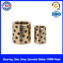 Flanged Bimetal Bronze Steel Bushing for Auto Parts