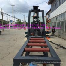 Twin Vertikalband Sägemühle Holzschneidemaschine für Slae