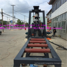 Twin Vertical Band Sawmill Wood Cutting Machine for Slae