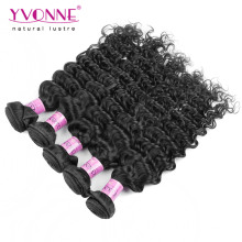 Wholesale Deep Wave Indian Virgin Hair