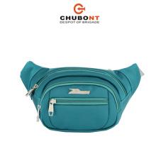 Chubont imperméable à l'eau simplicité polyester sac Messenger Bag